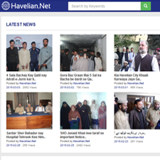 Online News Channel for People of Havelian