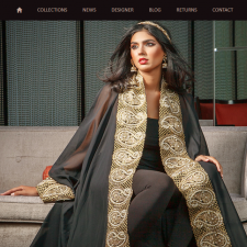 BPoshi :: Beena Yusuf, Beena Yusuf's B.Poshi designs, woman's fashion, fashion website